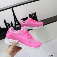 кроссовки розовые 1205